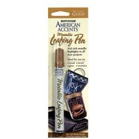 Rust-Oleum American accents Gold effect Leafing pen 9.3ml