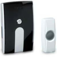 Byron Wireless White Plug-in Door chime