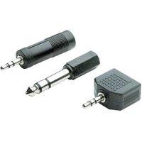 Smartwares Headphone adaptor kit.