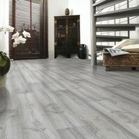 Dartmoor Oak effect Laminate flooring  1.48m² Pack
