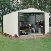 31X12 Murryhill Metal Garage with Assembly Service