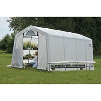 Shelterlogic 10x20 Apex Greenhouse