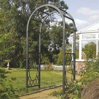 Rowlinson Steel Round Top Arch
