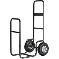 Shelterlogic Wood moving cart 113kg capacity