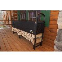 Shelterlogic Tubular Log Store 2.4M