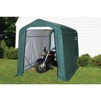 'Shelterlogic 10x6 Apex Plastic Shed