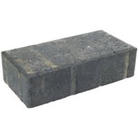 Charcoal Driveway Block paving (L)200mm (W)100mm