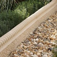 Rustic Rope-top Paving edging Cotswold  (L)600mm (H)50mm Pack of 38