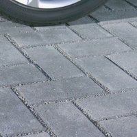 Charcoal Infilta Block Paving (L)200mm (W)100mm  Pack of 404  8.08 m²