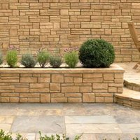 Wetherdale Double sided Coping stone Autumn  (L)460mm (H)195mm (T)45mm