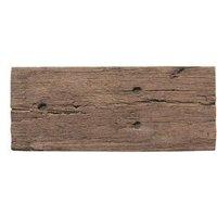 Stonewood Paving edging Antique brown  (L)900mm (H)250mm