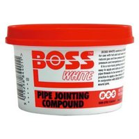 Boss White Jointing compound 400g