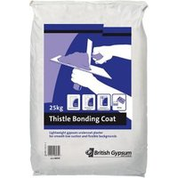 Thistle Bonding Coat Undercoat plaster 25kg Bag