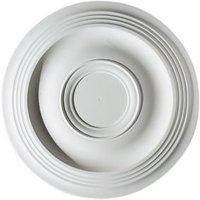 Artex Expression Plaster Ceiling rose (Dia)360mm