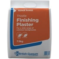 Thistle Quick dry Finishing plaster 7.5kg Bag