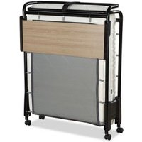 Jay-Be Revolution Small single Foldable Guest bed with Memory foam mattress.