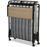 Jay-Be Revolution Single Foldable Guest bed with Airflow mattress.