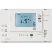 Honeywell White Channel Timer