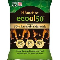 Ecoal Smokeless Solid Fuel 10000G Pack