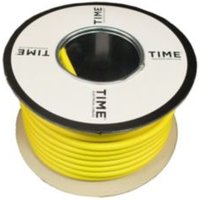 Time 3 Core Arctic Flexible Cable 1.5mm² 3183YA Yellow 25m