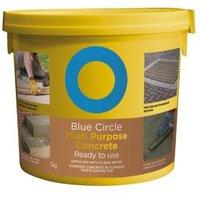 Blue Circle Multipurpose Ready mixed Concrete 5kg Tub