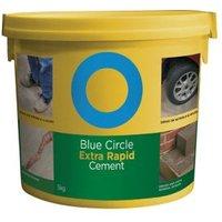 Blue Circle Extra rapid Cement 5kg Tub