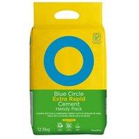 Blue Circle Extra rapid Cement 12.5kg Handy bag