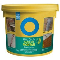 Blue Circle Grey Ready for use Cement 5kg Tub