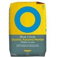 Blue Circle Quality assured Ready mixed Mortar 20kg Bag