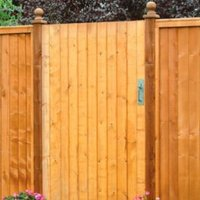 Grange Timber Croft Gate (H)1.8M (W)0.9 M