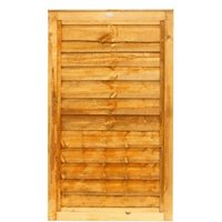 Grange Timber Side Entry Gate (H)1.5M (W)0.9 M