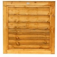 Grange Timber Side entry Gate (H)0.9m (W)0.9 m