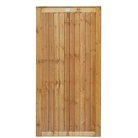 Grange Timber Side entry Gate (H)1.8m (W)0.9 m