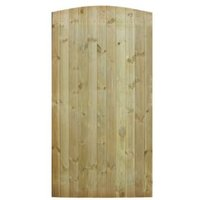 Grange Timber Ledged & Braced Gate (H)1.8M (W)0.9 M