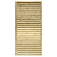 Urban Natural Adjustable garden screen (H)1.8m (W)0.9 m  Pack of 5