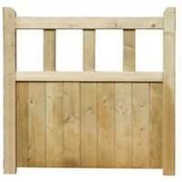 Grange Timber Infill Gate (H)0.9m (W)0.9 m