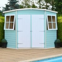 10x10 Murrow Pent Shiplap Wooden Shed