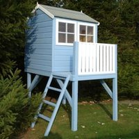 Bunny 6X4 Playhouse - with Assembly Service