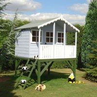 Stork 6X6 Playhouse - with Assembly Service