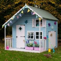 Crib 7X8 Playhouse - Assembly Required