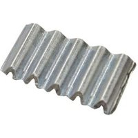 B&Q Carbon steel Corrugated nail  Pack of 25
