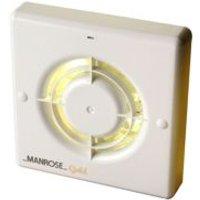 Manrose MG100S Bathroom extractor fan (D)98mm