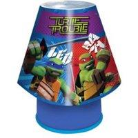 Ninja Turtles Blue Table Lamp