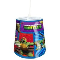 Blue & Green Ninja Turtles Light Shade (D)24cm