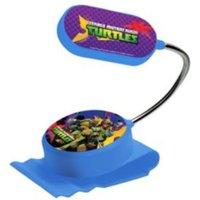 Ninja Turtles Blue Clip-On Bed Light