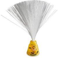 'Minion's Stuart Yellow Fibre Optic Lamp