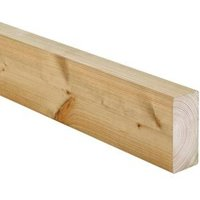 C16 Carcassing timber (T)45mm (W)95mm (L)2400mm