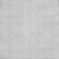 Opus Bella Grey Texture Metallic effect Embossed Wallpaper