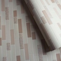 Holden décor Cream Tile effect Wallpaper