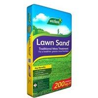 Westland Lawn Sand Moss treatment 200m² 16kg